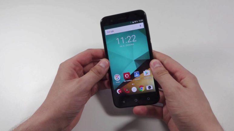 Vodafone Smart Prime 7 - první pohled