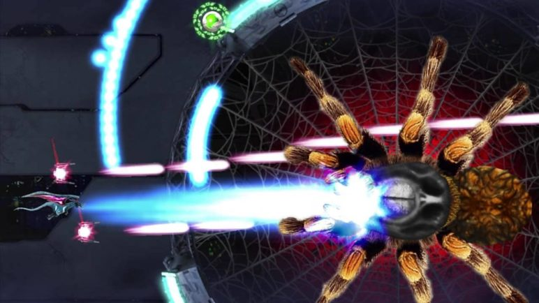 VRITRA PV [ iOS/Android 2D Shooter ]