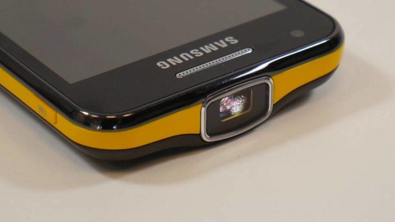 Vzpomínáme na Samsung Galaxy Beam