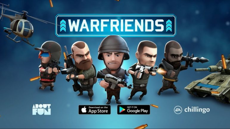 WarFriends - Official HD Gameplay Trailer