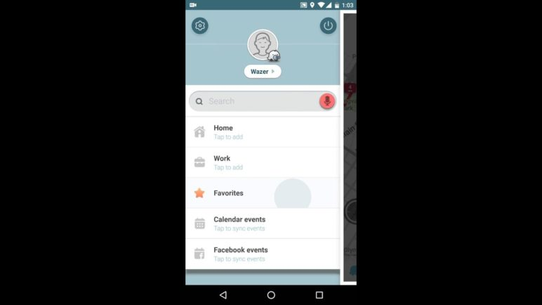 Waze 4.0 Android leak shows complete UI overhaul