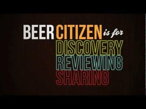 Welcome to Beer Citizen!