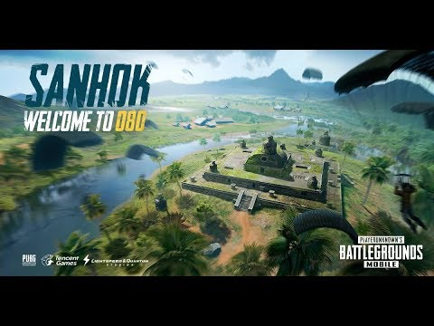 Welcome to Sanhok! - PUBG MOBILE 080
