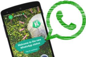 whatsapp status reklamy