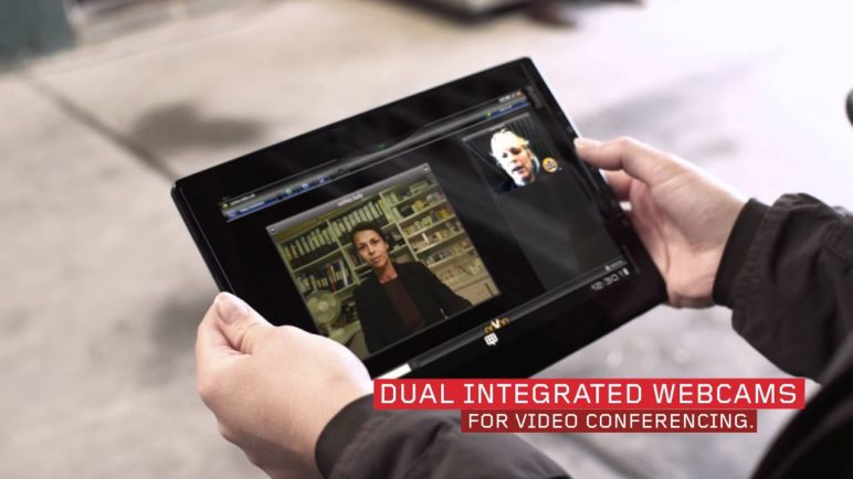 Work Smarter:Lenovo ThinkPad Tablet