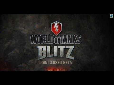 World of Tanks: Blitz (Android | iOS) • beta test trailer HD | yourapps.info