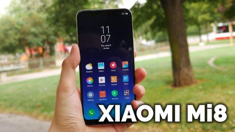 Xiaomi Mi 8 - první pohled - SvetAndroida.cz