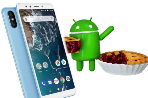 xiaomi mi a2 aktualizace android
