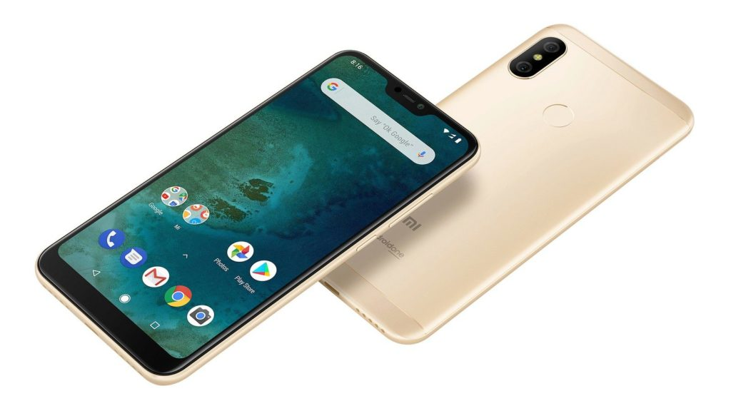 xiaomi mi a2 lite android one
