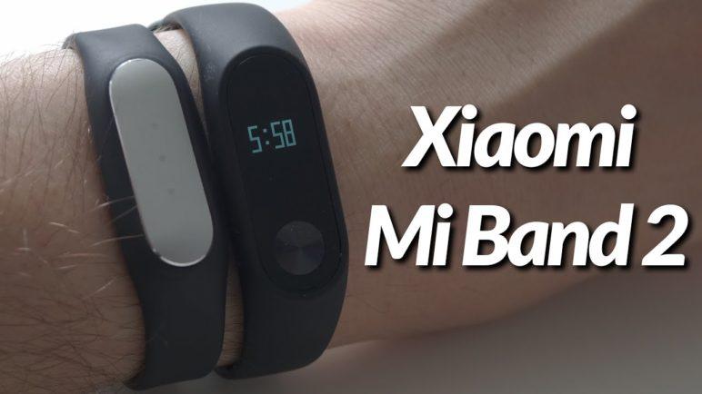 Xiaomi Mi Band 2 - představení