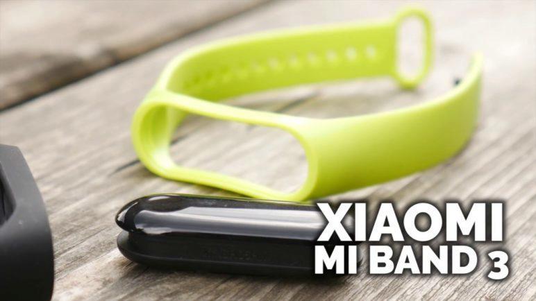 Xiaomi Mi Band 3 - první pohled - SvetAndroida.cz