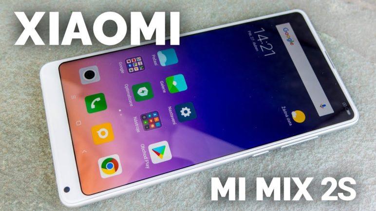 Xiaomi Mi Mix 2S - první pohled - SvetAndroida.cz