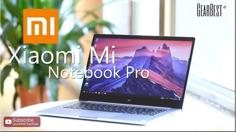 Xiaomi MI Notebook Pro Review-Flagship Of This Year - Gearbest.com
