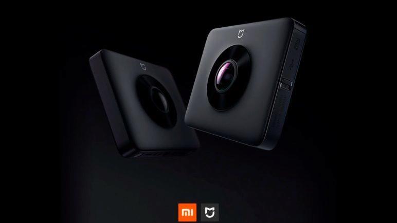 Xiaomi Mijia 360° Panoramic Camera Trailer