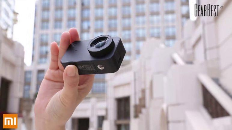 Xiaomi Mijia Mini 4K 30fps Action Camera - Gearbest.com