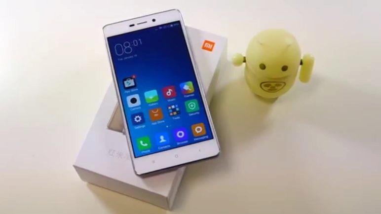 Xiaomi Redmi 3 - první pohled