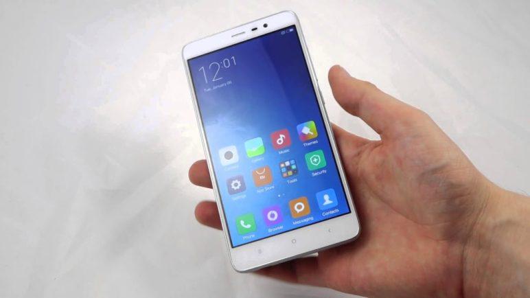 Xiaomi Redmi Note 3 - první pohled