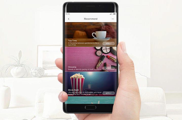 xiaomi yeelight mobilni aplikace