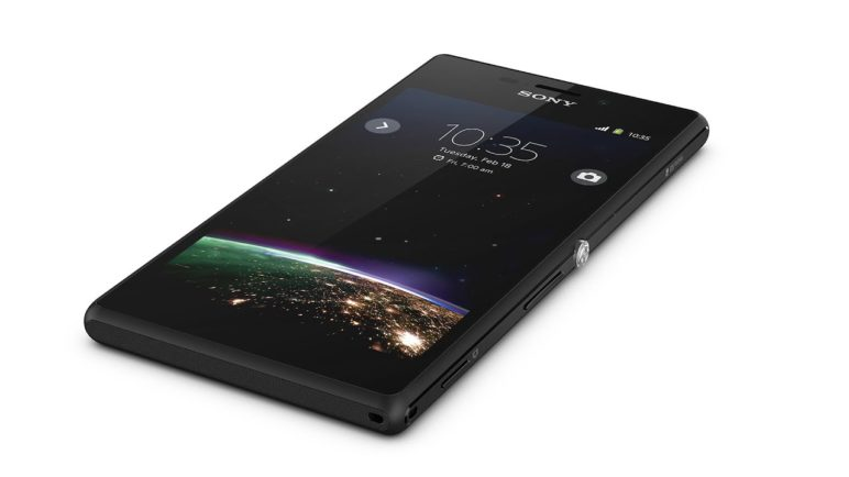 Xperia M2 - The Sony smartphone for better entertainment