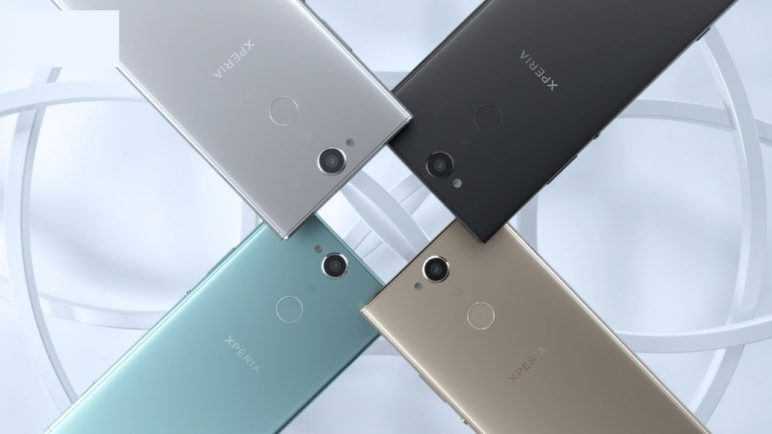 Xperia XA2 Plus – Designed to entertain