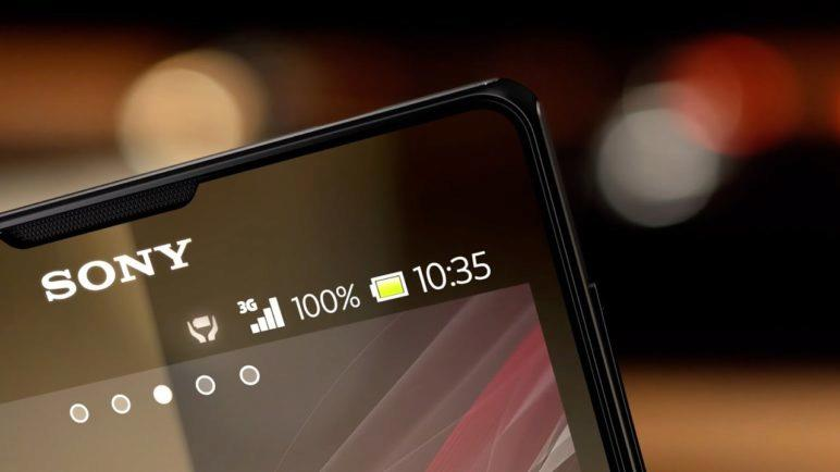 Xperia™ Z - Intelligent battery life management