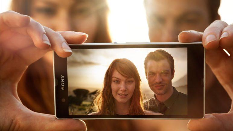 Xperia™ Z - Razor sharp and super bright display