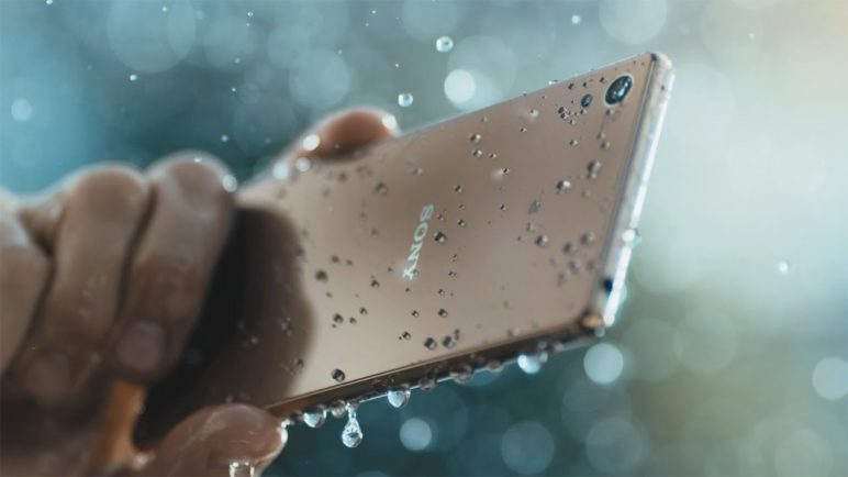 Xperia Z3+ - Embrace the power to explore with up to 2 days battery life
