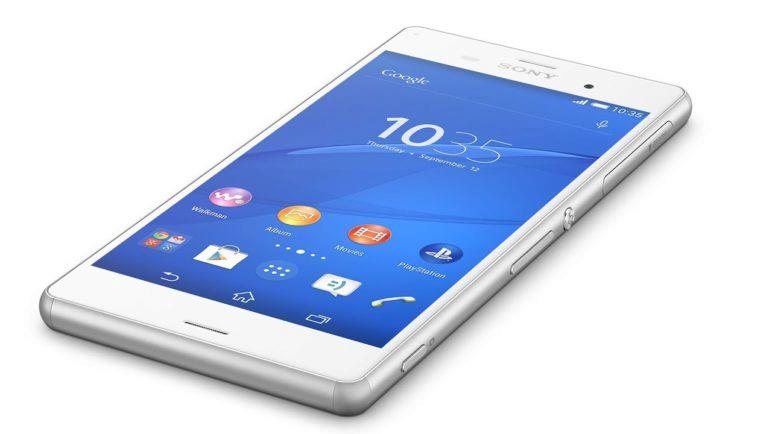 Xperia™ Z3 series – introducing the best ever Sony waterproof* smartphone and tablet technology
