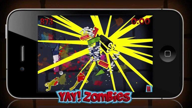 Yay! Zombies Official Trailer HD - iPhone/Android Game