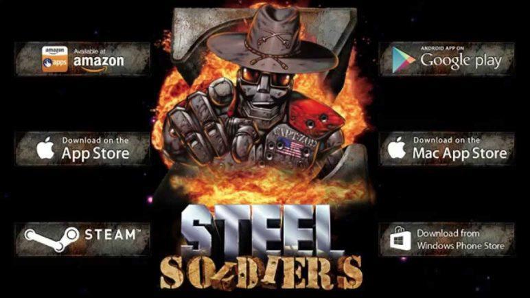 Z Steel Soldiers HD Gameplay Trailer 2015