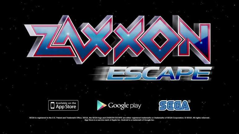 Zaxxon - Announcement Trailer