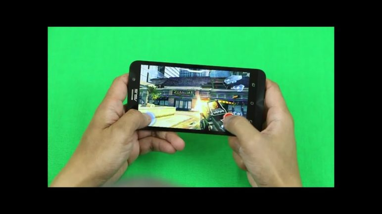 ZenFone 2 4GB RAM - Multitasking Test (running intensive games)