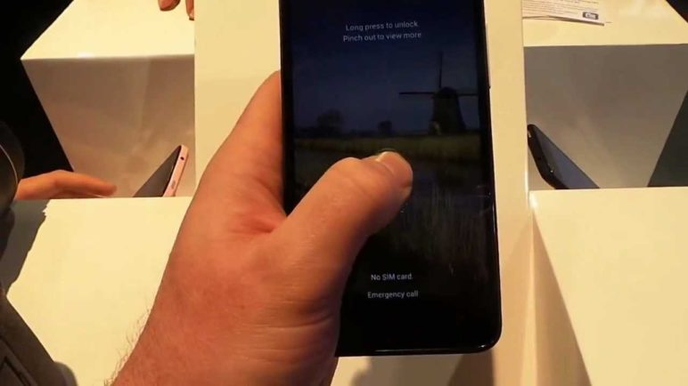 ZTE Grand S hands-on at CES