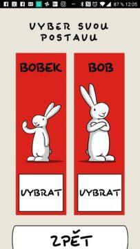 Bob a Bobek králíci z klobouku v MHD