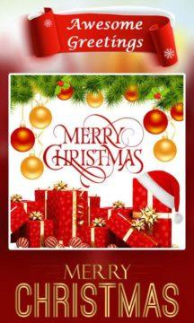 Christmas Photo Frame android