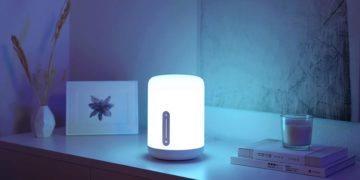 chytré světlo xiaomi mi bedside lamp 2