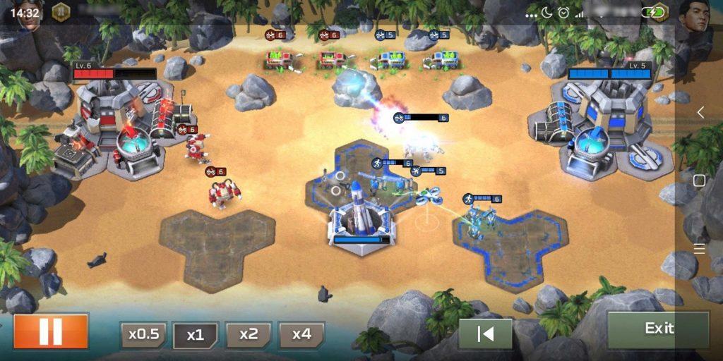 Command & Conquer: Rivals - boj
