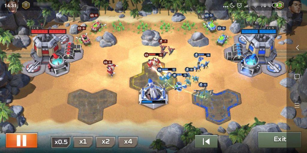 Command & Conquer: Rivals - zápas 01