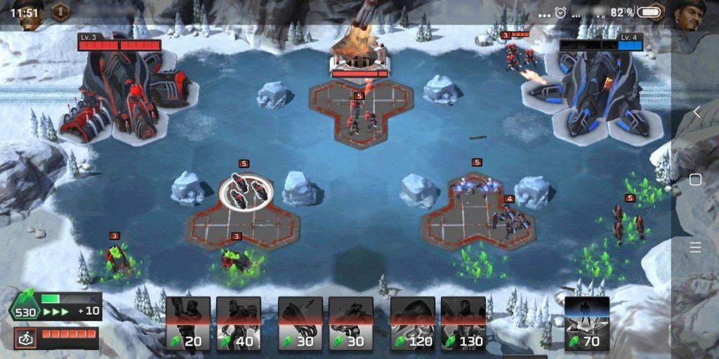 Command & Conquer: Rivals - zápas 02