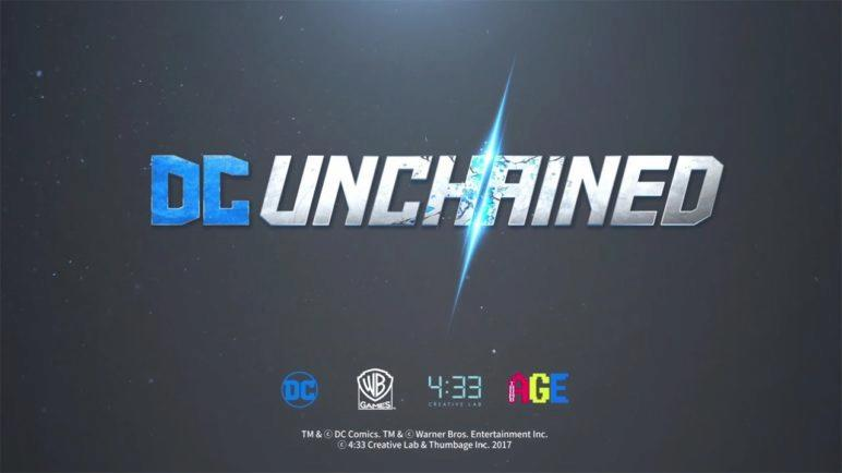 DC UNCHAINED - 1st CBT Official Trailer