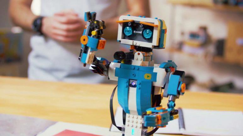 Designer Video: Introducing LEGO BOOST