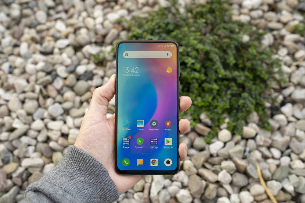 displej mi mix 3