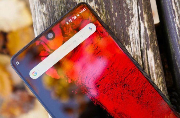 essential phone konec prodeje telefonu