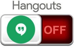 google hangouts konec 2020