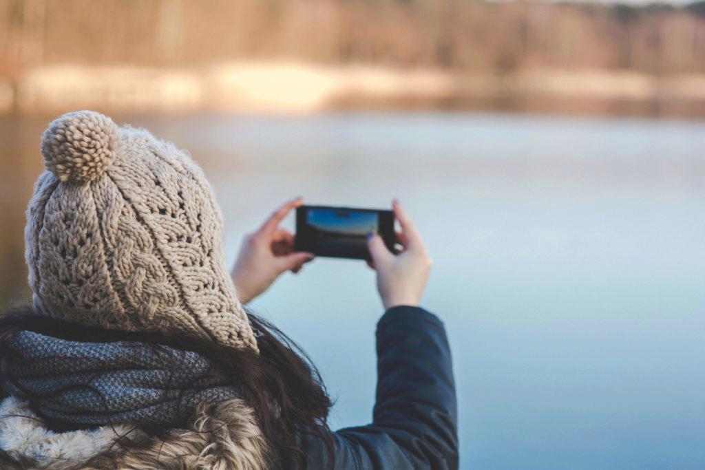 Jak chránit telefon před zimou