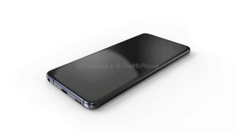 LG G7: 360 render EXCLUSIVE | Mr. Phone