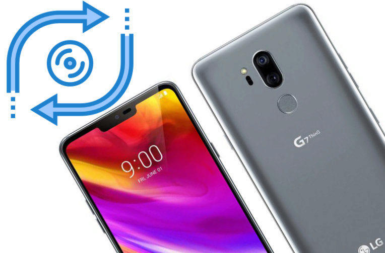 lg g7 thinq bootloop