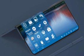 microsoft ohebny mobil andromeda
