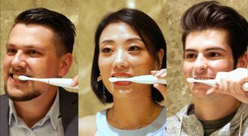 oclean air cisteni zubu