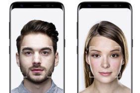 odemykani oblicejem test telefonu android ios apple
